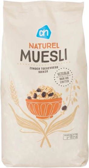 Naturel muesli