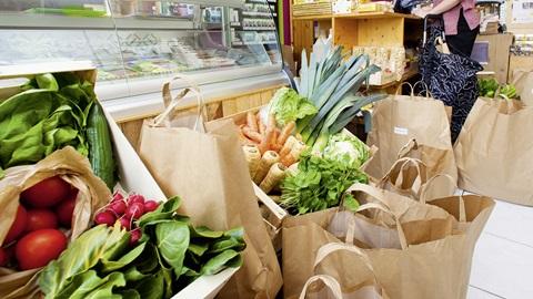Paniers bio : des produits locaux frais et variés
