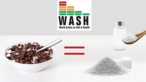 WASH céréales sel sucre