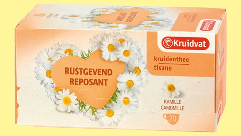 infusion camomille kruidvat