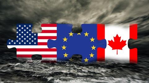 Traités transatlantiques