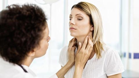 Trouble de la thyroïde