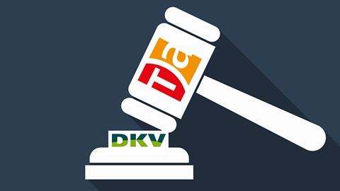 Assurance DKV augmentation de tarif était illégale