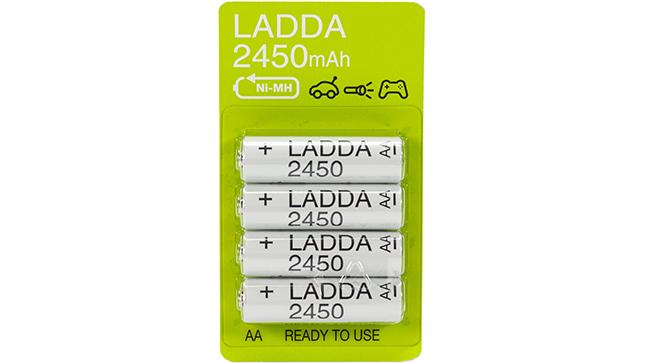 Ladda HR6 AA