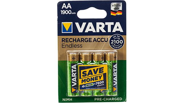 Recharge Accu Endless Energy 1900 AA