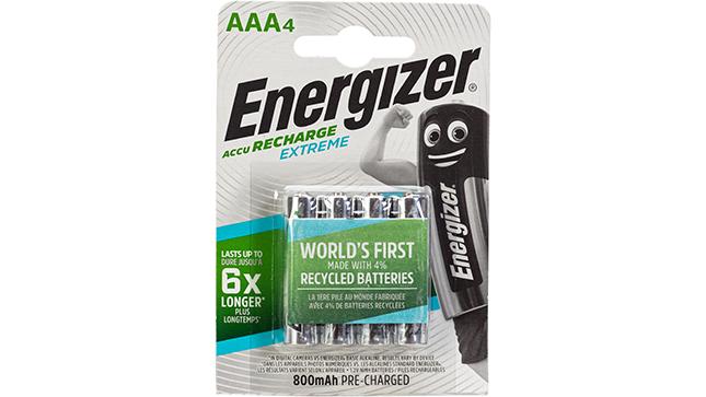Recharge Extreme AAA