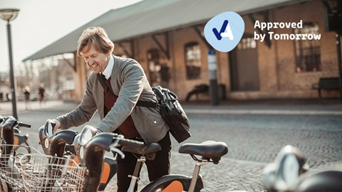 """Approved by tomorrow"": vers une mobilité plus douce"
