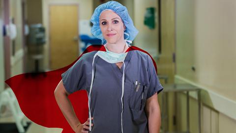coronavirus soutien au personnel infirmier journée mondiale