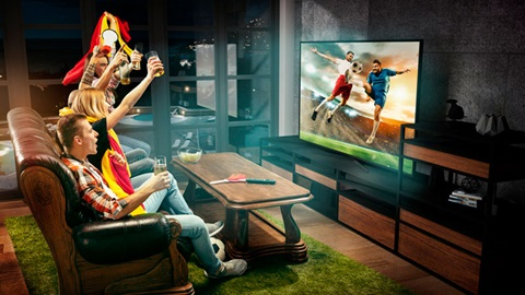Vous allez regarder les matches de foot de l'Euro2020 à plusieurs ? Voici les règles avec le coronavirus