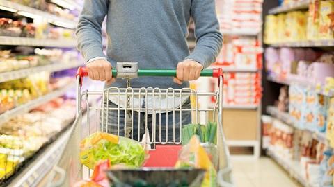 prix supermarché