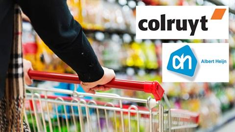 Colruyt VS Heijn