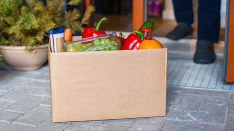 Les livraisons des supermarchés chez vous