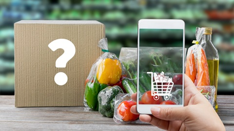 Mention de l'origine sur les aliments vendus en ligne : nous rappelons à l'ordre Delhaize, Colruyt et Carrefour