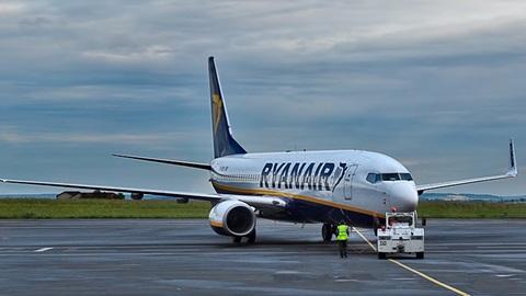 annulation Ryanair