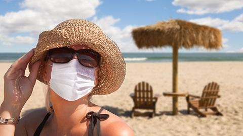 vacances et coronavirus