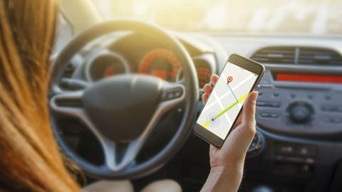 Smartphone comme compagne de voyage