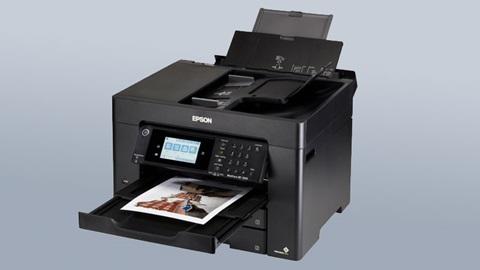 Epson Workforce Pro : une imprimante polyvalente, mais coûteuse