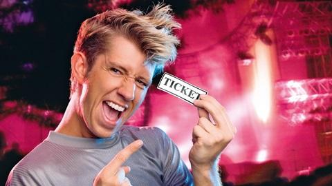 Ticket de concert