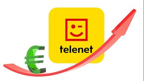 Augmentation de prix Telenet