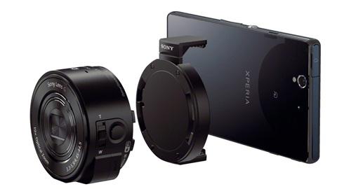 Objectifs Smart Lens de Sony
