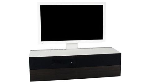 Ikea propose un meuble avec télé et système audio intégrés
