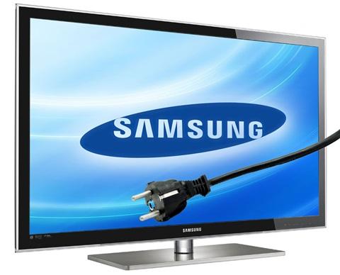 Samsung ne triche pas sur les labels énergétiques de ses TV