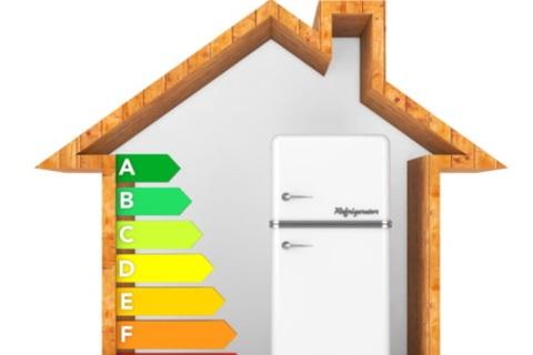 Image illustrant la performance énergétique d'un frigo;