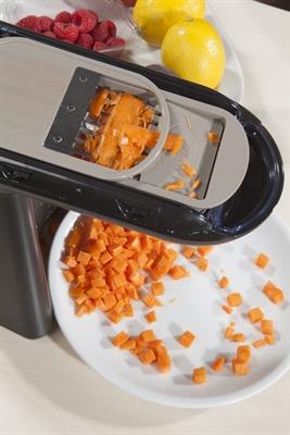 Le coupe l gumes lectrique ne convainc pas - Comment couper une tomate en cube ...