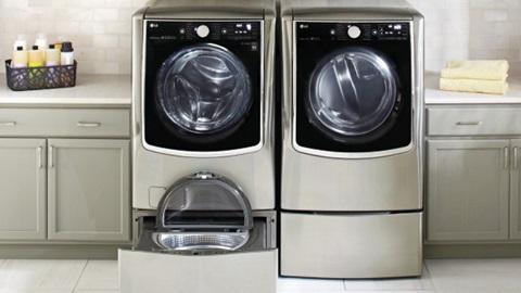 LG Twin Washer