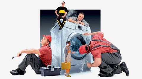 réparation machine à laver lave-linge