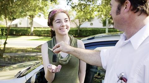 Assurance auto pour un jeune conducteur