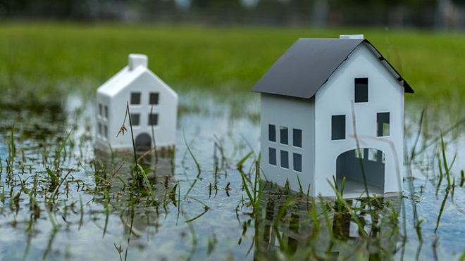 indemnisation maison inondation