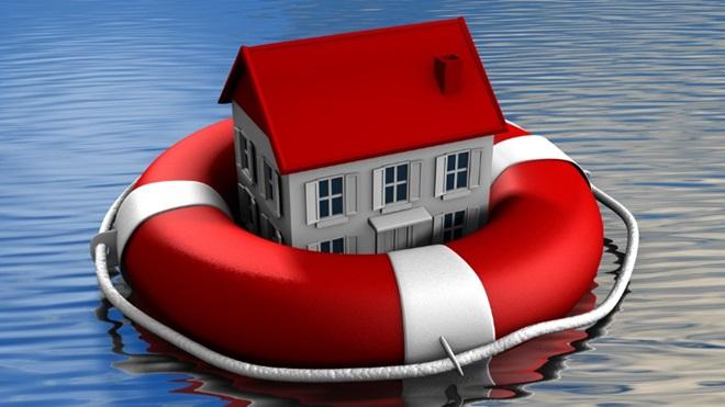 inondation pret hypothecaire remboursement