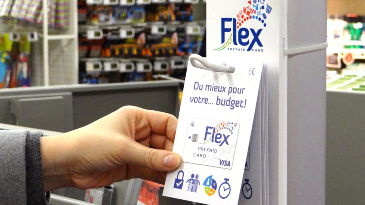 Carte Carrefour Rechargeable.Flex De Carrefour Non Merci