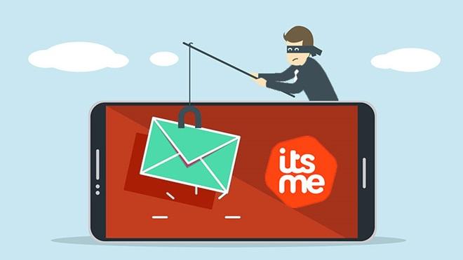itsme phishing hameçonnage