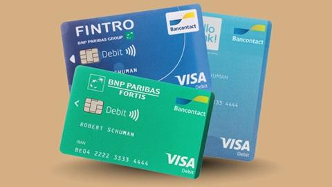 card visa debit BNPPF