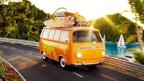 Check-list vacances en voiture