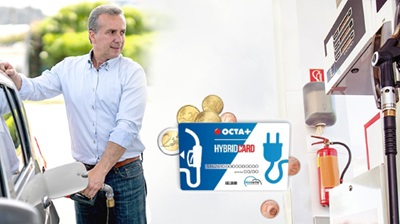 OCTA+ carte carburant