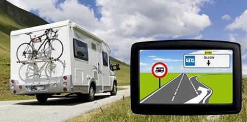 GPS pour camping-car: plutôt décevants