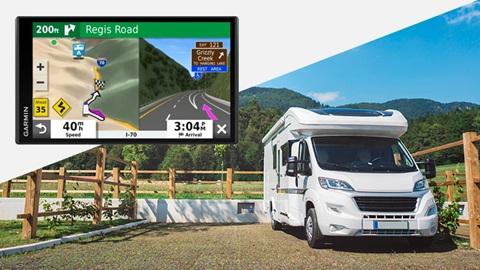 Vacances en camping-car ou en caravane: un GPS spécifique pourrait vous être utile