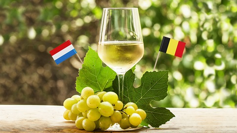 vin belge luxembourgeois