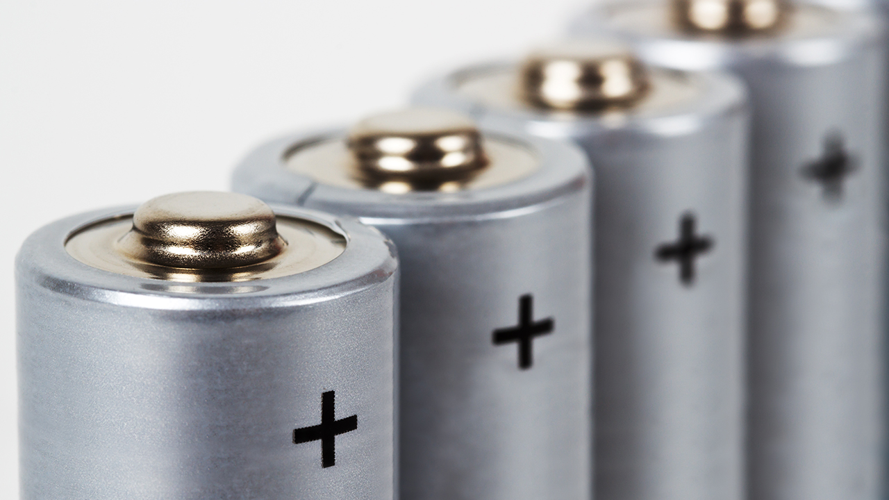 batteries piles