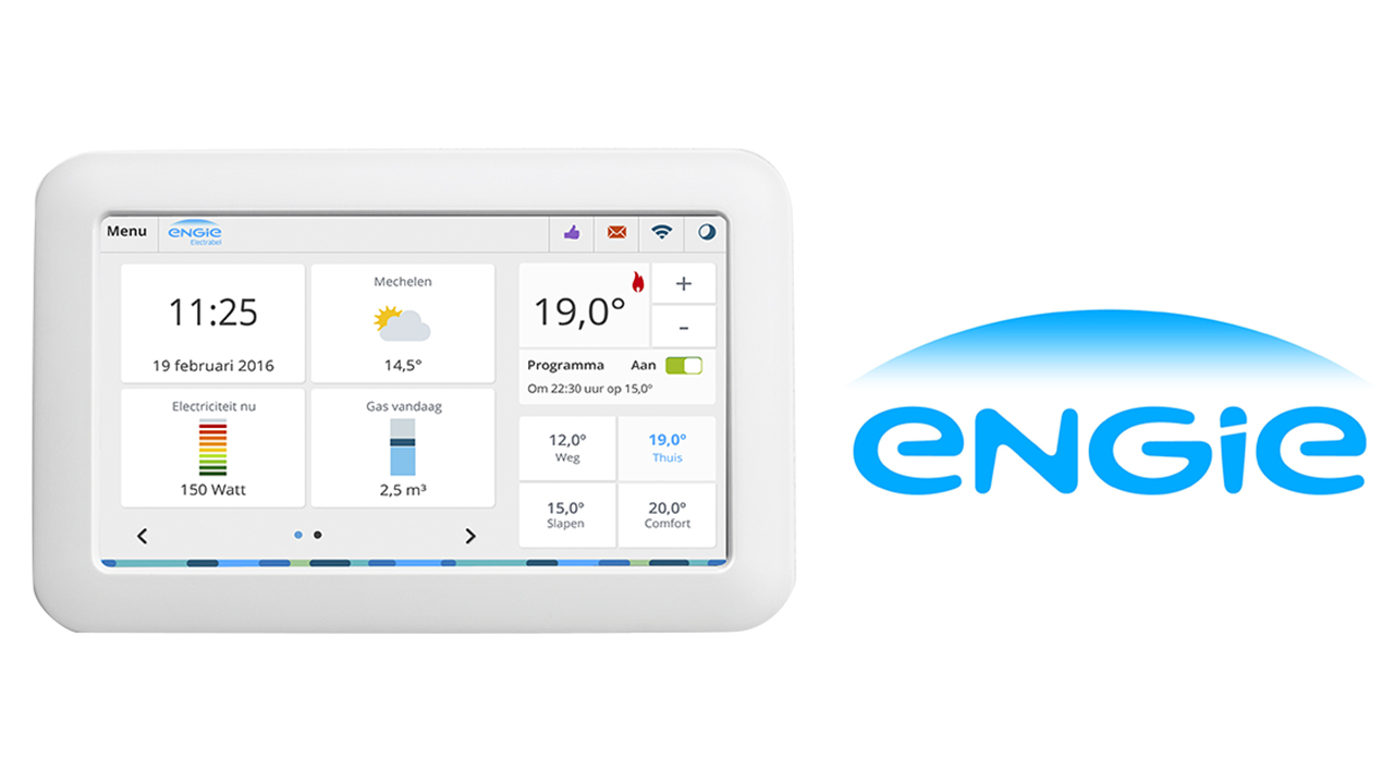 Engie electrabel active avec thermostat intelligent et for Tarif gaz b1