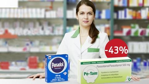 Panadol Pe-Tam prix médicaments