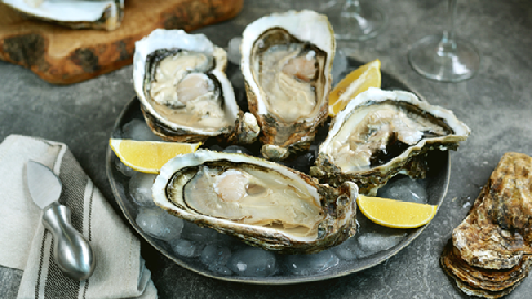 Huîtres et autres fruits de mer: bien les acheter