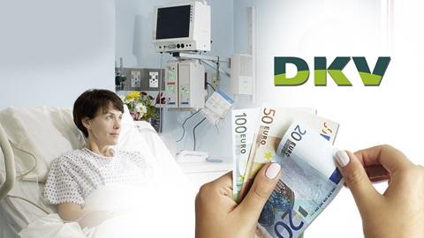 DKV assurance hospitalisation