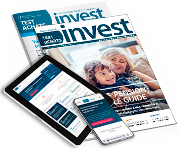 Test Achats invest | Deux magazines, un site internet, une application digitale