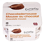 Everyday - Mousse au chocolat