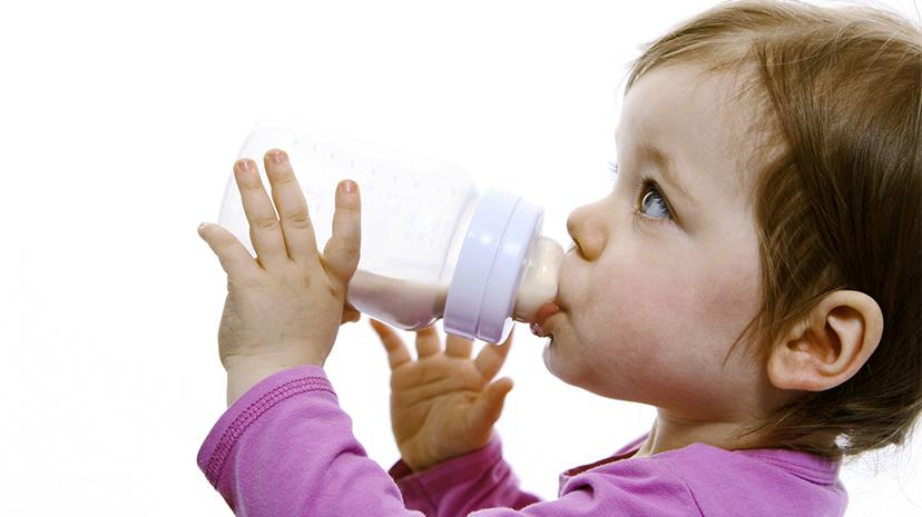 lait croissance