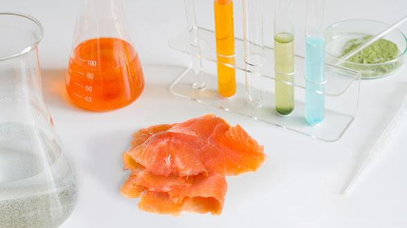 Comment nous testons le saumon fumé